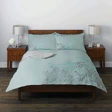 Buy John Lewis Ava Bedding Online At Johnlewis Pale Grey Duck Egg Garden BedroomBedroom DecorDesign