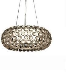 len pendelleuchte deckenleuchte hängele deckenle 50 cm caboche pendelleuchte für wohnzimmer esszimmer acryl perlen glas designer len