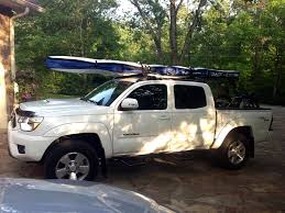 New Toyota Tacoma - Rack Ideas? 2005 To 2015 Tacoma Bed Rack Toyota Truck Racks Better All Pro Ta A Autostrach 2004 Tacoma Roof Rack Galagrabadarstisco Tacoma 6ft Beds Only Pure Accsories Parts And Ladder Diy Kayak Stuff Make Pinterest Truck T2 Cversion Nudge For Dc Hilux My15 Dual Tundra Trrac Tracone Black Universal Autoeq Ute Perth Great 19952003 1st Gen Midlevel Rugged Rago Cascade On Twitter Installation Rackit Rackits Hd Square Tube Commercial Forklift