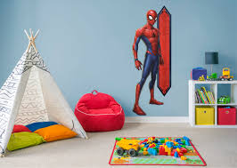 Spider-Man: Growth Chart - Life-Size Officially Licensed Marvel Removable  Wall Decal Above View Of Suphero Standing With Arms Crossed Stock Evolve Kids Dinosaur Bean Bag Cover 150l Superman Light The Sun Chair White 33x31 Fniture Alluring Chairs Target For Mesmerizing Orka Home Disney Spiderman Bean Bag Cover Beanbag Decor Logo Batman Iron Man Party 70 Creative Christmas Gift Ideas Shutterfly Tmeanbagchair Daily Supheroes Your Daily Dose Animated Classic Hero Toddler Onesie Makes Sure You Can Sit Whever Fox6nowcom