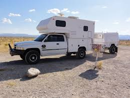 Dodge Ram Camper With Trailer   4 X 4 Camper   Pinterest   Dodge ... New Service Body Utility Remounts Refurbish Bodies Truckland Spokane Wa Used Cars Trucks Sales For Sale New And Used West Georgia Mobile Hydraulics Inc With Beds Positive Bed 28 Canopy Truck Accsories Fleet Dealer For N Trailer Magazine 1989 Dodge Ram W250 Cummins Diesel Low Miles One 2017 Mechanic 2008 5500 Quad Cab Service Truck Item Df9372 S