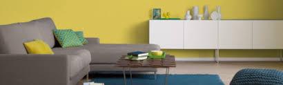 gelb als wandfarbe inspirationen und kombinationen