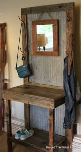 18 reclaimed wood ideas to give your home a rustic elegance