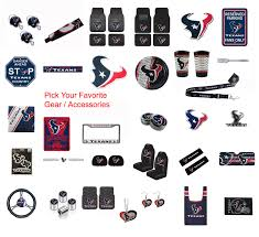 New NFL Houston Texans Pick Your Gear / Car Truck Accessories ... Texas Jeeps Trucks Utvs Offroad Performance New Used Cars In Houston Texan Gmc Buick Humble Worlds Most Custom Kenworth 900 Built By Chrome Tx Truck Accsories Bed Covers Lift Kits Wheels Tires Rhino Ling Bumpers Grille Guards Bcs Hitches Off Road Chevy Introduces Suburban And Tahoe Editions To Complement Hitch And Best 2017 Crowning The Winner 2015 Of News Top Speed