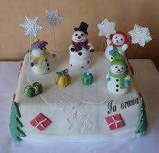 gâteau bonhomme de neige snowman cake mes petits gâteaux rigolos