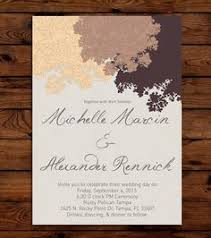 Lace Flower Rustic Wedding Invitation By TaylorLangdonDesigns