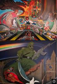 denver international airport murals pictures denver airport murals the secular jurist