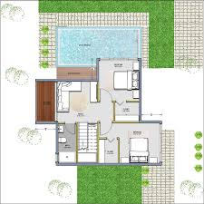 2 Bedroom House Plans