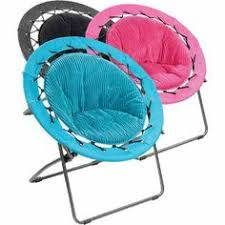 mainstays plush saucer chair multiple colors walmart com