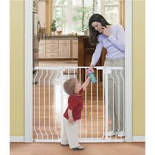 summer infant sure and secure extra tall walk through gate bj s