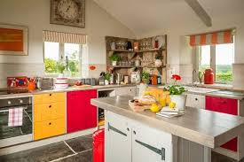 Are Red And Yellow Kitchens Conducive To Cooking