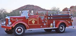 100 Red Fire Trucks Big And Unforgotten Heroes