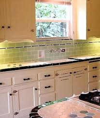 1940 Kitchen Gorgeous Tile Another Remind Me Whose This Is 1940s Style Appliances