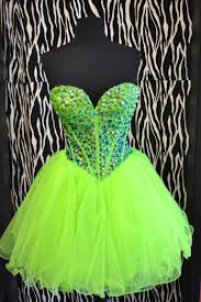 flashy lime green dress 450 neon u003c3 pinterest limes grad