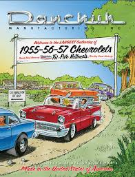 Danchuk 2018 1955-1956-1957 Classic Chevy Catalog 35