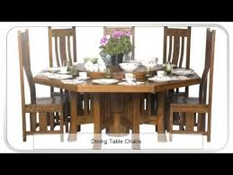 elegant interior design dining table chairs youtube