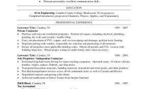 Resume Summary Examples For Engineering Freshers Fresh Sample