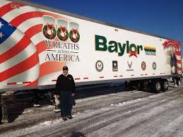 Baylor Trucking Announces Pay Increase For Military Veterans Traing For Veterans Cape Fear Community College Crete Carrier Gives Five New Trucks And Inducted Them Into Trucking Industry Wreaths Across America Honor Vets Your First Year As A Trucker Driver What You Should Expect United A Memorial Day Message To All From Dart Transit Company Truck Driving Jobs Cdl Class Drivers Jiggy 8 Reasons Hire Veteran Melton Mile Marker For Colorado Wyoming Pilot Program Military On Road Dog Fmcsa Penske Support Programs Place In Commercial