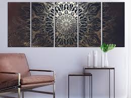 mandala orient wandbilder designer leinwand bilder