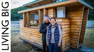 104 Japanese Tiny House Breathtakingly Beautiful On Wheels Youtube