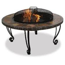firepit blue rhino uniflame lp gas outdoor firebowl with tile