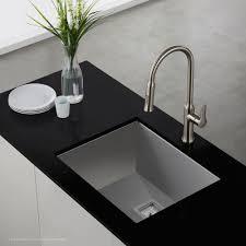 Splash Guard Kitchen Sink by Stainless Steel Kitchen Sinks Kraususa Com