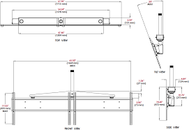peerless dst940 dual display ceiling mount system for 37 46