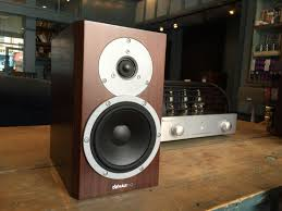 100 Bright Home Theater Dynaudio Excite X14 Speaker In Walnut We Just Got Our Demo
