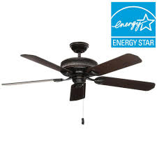 Wobbly Ceiling Fan Box by Industrial 56 In Loose Wire Black Ceiling Fan Cp56frbk The Home
