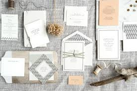 Simple Beach Wedding Invitation Set