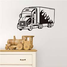 Big Truck Wall Stickers Home Decor Living Room Cartoon Traffic Wall ... Designs Whole Wall Vinyl Decals Together With Room Classic Ford Pickup Truck Decal Sticker Reusable Cstruction Childrens Fabric Fathead Paw Patrol Chases Police 1800073 Garbage And Recycling Peel Stick Ecofrie Fire New John Deere Pink Giant Hires Amazoncom Cool Cars Trucks Road Straight Curved Dump Vehicles Walmartcom Monster Jam Tvs Toy Box Firefighter Grim Reaper Version 104 Car Window