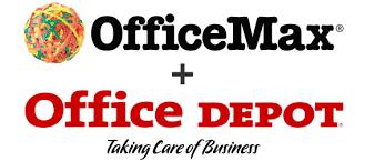 fice Depot Logo Design