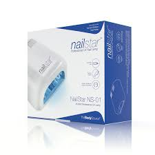nailstar 36 watt professional uv nail l nail dryer for gel