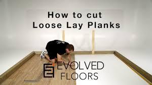 Shamrock Surfaces Vinyl Plank Flooring by How To Install Vinyl Plank Flooring How To Cut A Plank Against