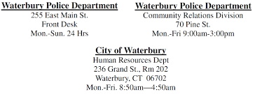 Entry Level Help Desk Jobs Salary by Waterbury Ct Police Jobs Entry Level Policeapp