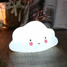 led nachtlicht wolke nacht licht baby nachtle schlafzimmer nachtleucht neu ebay