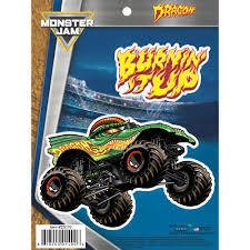 100 Monster Truck Decals Dragon Decal Jam Stickers Decalcomania
