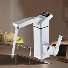Elektrischer Wasserhahn Durchlauferhitzer 3000w Armatur Heimwerker 3000w Durchlauferhitzer Sofortiger Elektrische