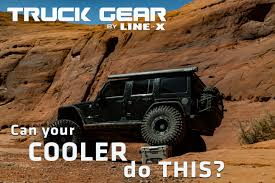 100 Line X Truck Gear Expedition Cooler Challenge LINE