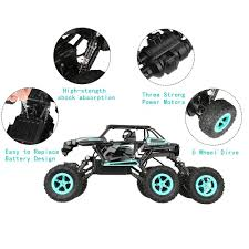 Amazon.com: Physport RC Road 6WD Racing Car Climbing Vehicle Monster ... Power Wheels Blaze Monster Truck Samko And Miko Toy Warehouse Ride On Grave Digger Crushes Rc Electric Kids Ford F150 Raptor 887961538090 Ebay Trucks Amazoncouk Rovan Torland Ev4 18 Offroad Racing Rtr 56896 Free Sarielpl Fisher Price Nickelodeon Dkx40 1 10 Scale Bigfoot High Powered Joyin Remote Control Car Offroad Rock Crawler Wheel Worlds Faest Monster Truck To Stop In Cortez Boys 6v Battypowered
