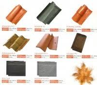 Monier Roof Tile Colours by Spanish Style Roof Cost Concrete Tiles Clay For Roofing Or Re