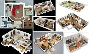 top 10 modern 3d small home plans everyone will like acha