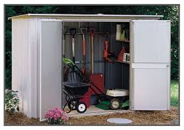 Arrow Shed Instructions 10 X 12 by Arrow Garden Shed Gs83