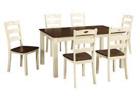 Scott's Furniture Woodanville White/Brown Dining Room Table Set Chair Source Exclusive Chairs Stools And Tables In Toronto Hometown Refurnishing Ding Room Cianmade Fniture At Stoney Creek Fniture Bermex Modern Rustic Refined Table 10257 China Living By Bassett Haydon Greek Key Gilt Glass Traditional Whitesburg Round 4 Side D58302415b Elegant Eating Room Design Concepts To Excite Your Attendees Find More Vaughn Set For Sale Up To 90 Off The Best Wood Your Plain Simple Of 6 Transitional Mid Heather Finish Weatherford Collection Kincaid