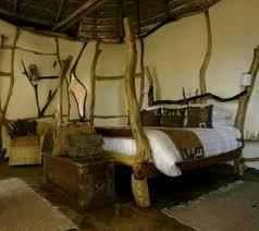 Elegantly Furnished Room Using Acacia Wood Satao Elerai Safari Camp Kenya