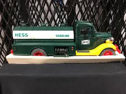 The First Hess Truck Gasoline Truck The Hess 2014 Toy Truck For Sale Jackies Store Trucks Classic Toys Hagerty Articles And Race Cars App Best Resource Combined Estate Auction Banks Fniture And More Trice Auctions With Jet Gallery 2018 Storytime Janeil Hricharan Trucks One Of The Hottest Toys Holiday Season Chicago Vintage Wbox Early Model 75 76 17337863 1970s Sears Roebuck Company Collectors Weekly All Through Years Newsday