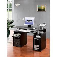 Techni Mobili Desk W Retractable Table by Desks Homeclick
