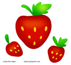 Free cliparts strawberry clipart