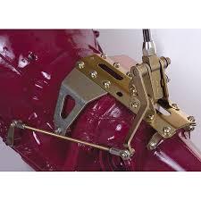 lokar ats6350bm adjustable transmount shifter gm th 350 jegs