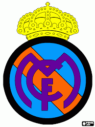 Emblem Of Real Madrid Cf Clipart